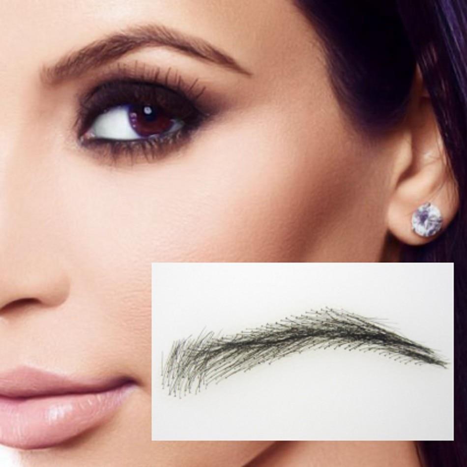 Mehndi For Eyebrows : Henna color eyebrows makedes