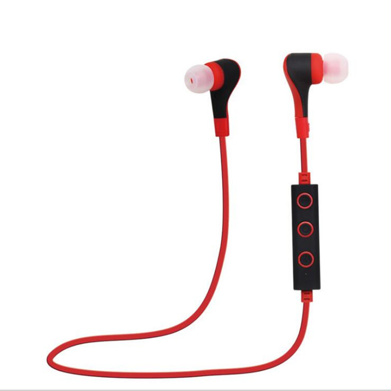 2017 Real Top Fashion Bluetooth Headphone Earphones Bluetooth Headset Sports Running Stereo Music For With Microphone Wireless