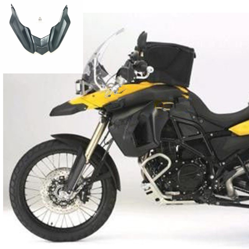 Bmw Motorcycle Parts >> Us 25 9 For Bmw Motorcycle Front Fender Extension Wheel Cover F650gs F800gs Motorcycle Accessories Black Front Fender Wheel Cover Cowl In Covers