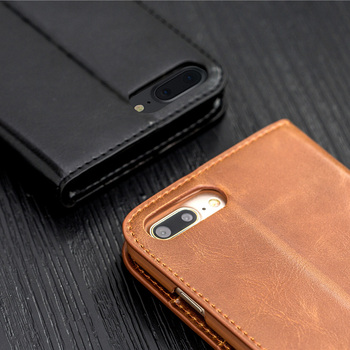 Genuine Leather Case for iPhone SE (2020) 3