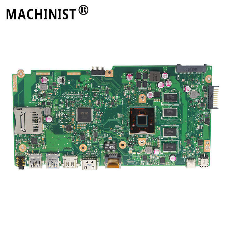Original For <font><b>ASUS</b></font> X540S X540SA <font><b>X540</b></font> F540S laptop <font><b>motherboard</b></font> MB N3050 2G RAM X540SA REV:2.0 100% fully Tested image