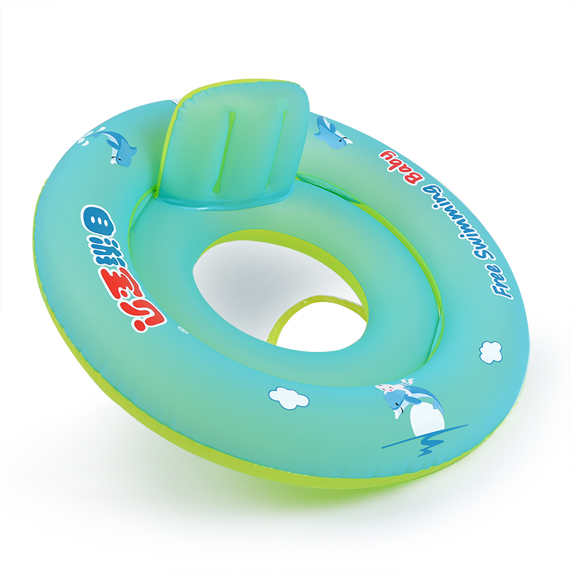 New Baby Seat Floating Inflatable Baby Swim Ring Kids