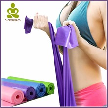150 cm * cm Elasticidade Yoga Faixas da Resistência Látex Natural de 15 Rali Cintos Cintos de Fitness Body Building Exercício de Treinamento De Ioga borracha