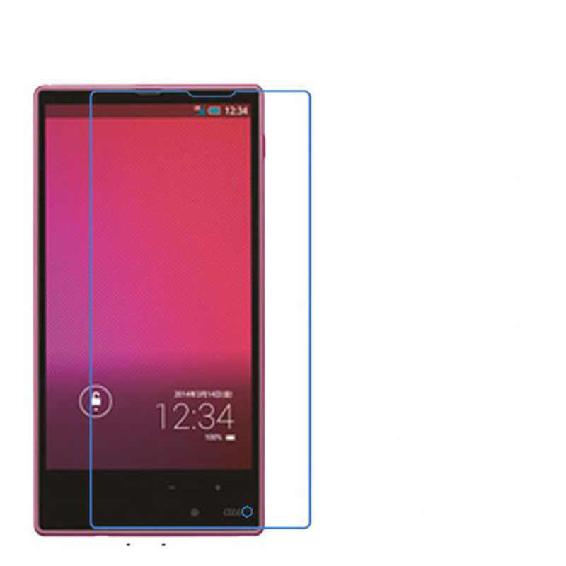 ZLYLXL Soft glossy guard touch Screen Protector film for Sharp Aquos Phone  mini SHL24