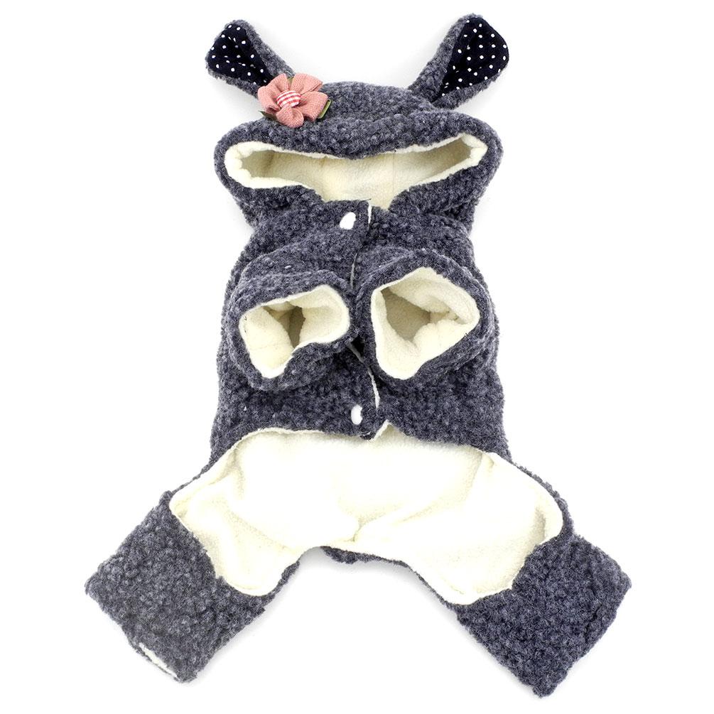 ᑐ2017 pequeño perro grueso conejo zanahoria cuatro patas Monos ...