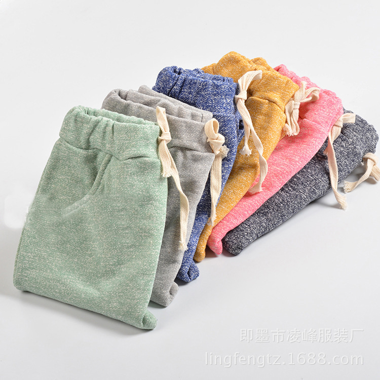 High quality girls boys pants cotton rolled boys harem pants full length pant for kids pants children clothes spring autumn 2-8T boys trackpants kids winter pants children trousers full length boy harem pants children clothing brand boys clothes