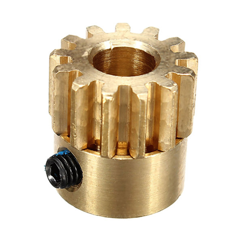 1pc High Quality 13T Motor Gear 538516 For Racing 1/10 RC Monster Truck And Desert buggy 4pcs spare 536010 hexagon axle sleeve fitting for fs racing 1 10 scale rc desert buggy style truck