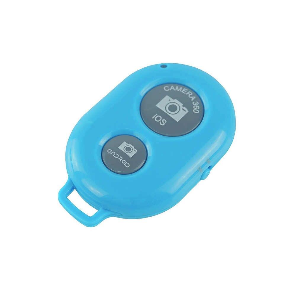 Nirkabel Bluetooth Self-Timer Rana Rilis Kamera Remote Controller Multi Warna untuk iPhone untuk Smart Ponsel Android