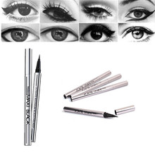 1pc New Women Black Liquid Eyeliner Long-lasting Waterproof Eye Liner Pencil