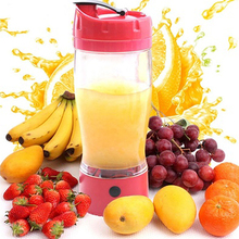 Portable Electric Juice Extractor Fruit Blender Mixer Baby Food Maker Travel Cup