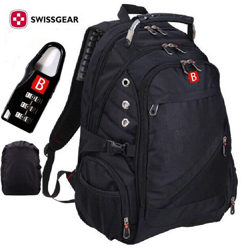 Aliexpress.com : Buy 2015 New Swissgear Backpack Men Travel Bags ...