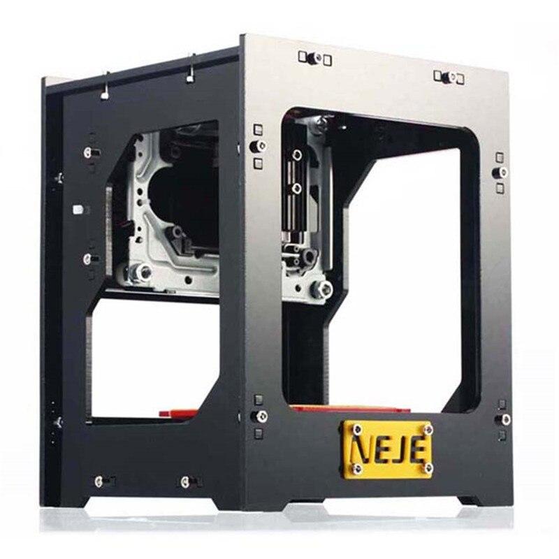 1500mW DIY USB Bluetooth Mini Laser Engraver Advanced CNC Laser Engraving Machine Wireless Bluetooth Printer цена