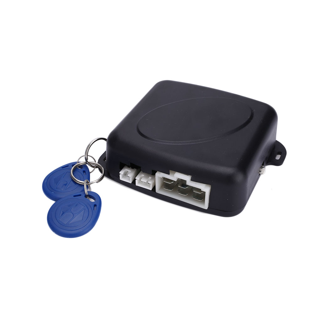 Cables, Adapters & Sockets 12v Start Button Keyless Entry Remote Rfid Lock Anti-theft System Automobile Smart Universal Push Button Automobiles & Motorcycles