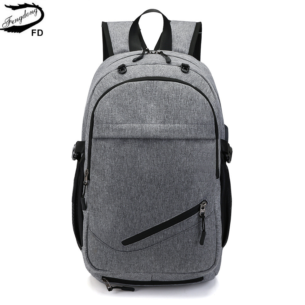 Mens Waterproof Laptop Backpack- Fenix Toulouse Handball bf8dabe85e5f2