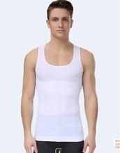 men slimming body shaper tank top vest mens waist SLIM for stomach corset tummy control waist trainer corset for men