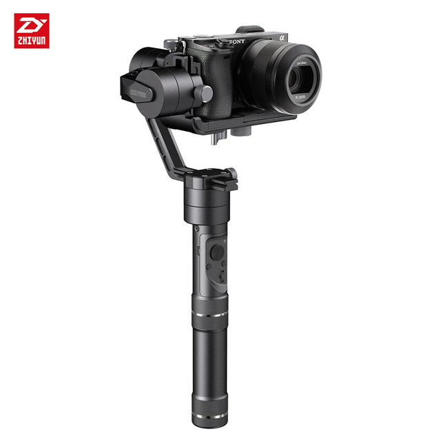 Zhiyun Crane M 3 Axis Brushless Handheld 360 motors degree moving gimbal  for DSLR/ Mirrorless