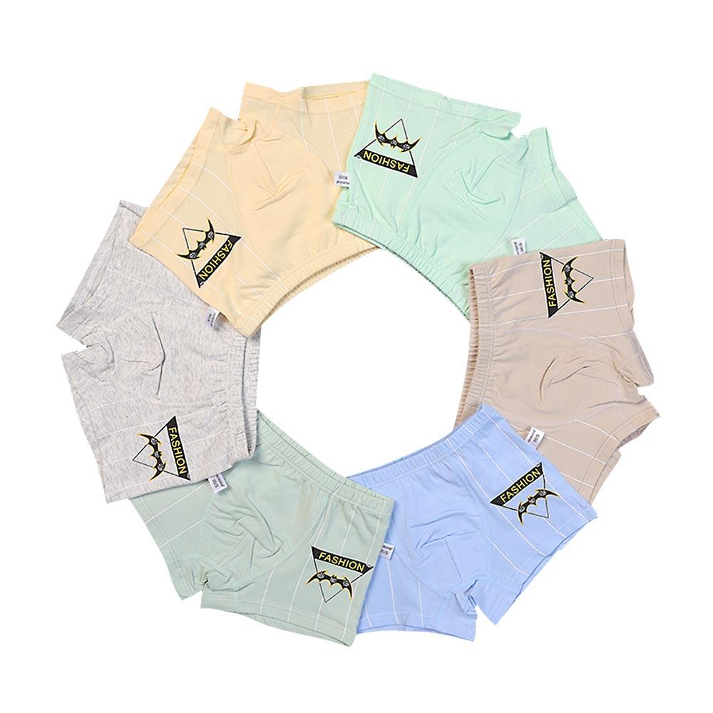 Leuke Boxer Shorts 6 stks Baby Jongens Slipje Katoen Kids ondergoed - Kinderkleding - Foto 1