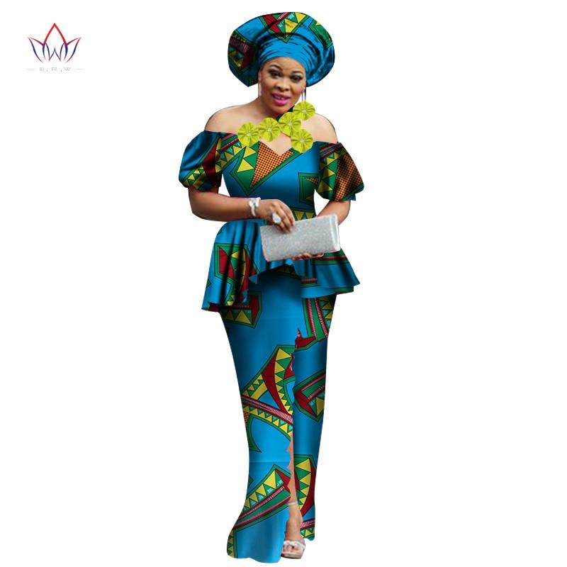 Robe 1 Grande 16 Vêtements 4 6 Wy2495 Jupe Style Partie 12 13 2 Pour Femmes Nouveau Taille Des Africaine Africains Brw 20 D'été 2019 Ensemble 21 19 14 18 5 Bazin 15 Dashiki Riche 3 11 9 17 10 8 7 a8tBwfq7