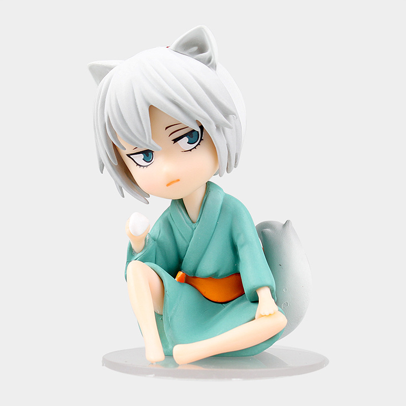 Kamisama Love Action Figures Tomoe PVC Collectible Model Toys 80mm Anime PVC Toy Kamisama Kiss high precision rbh90 122mm twin bit rough boring head used for deep holes 0 02mm grade