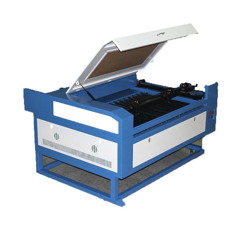 Tagliatrice portatile dell'incisione laser di CNC del mini di CO2 - Attrezzature per la lavorazione del legno - Fotografia 2