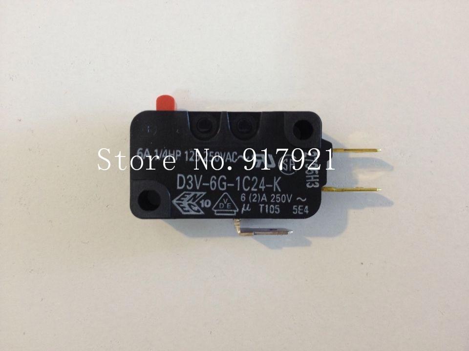 [ZOB] original original D3V-6G-1C24-K switch 2795H3 switch (genuine new) --50pcs/lot