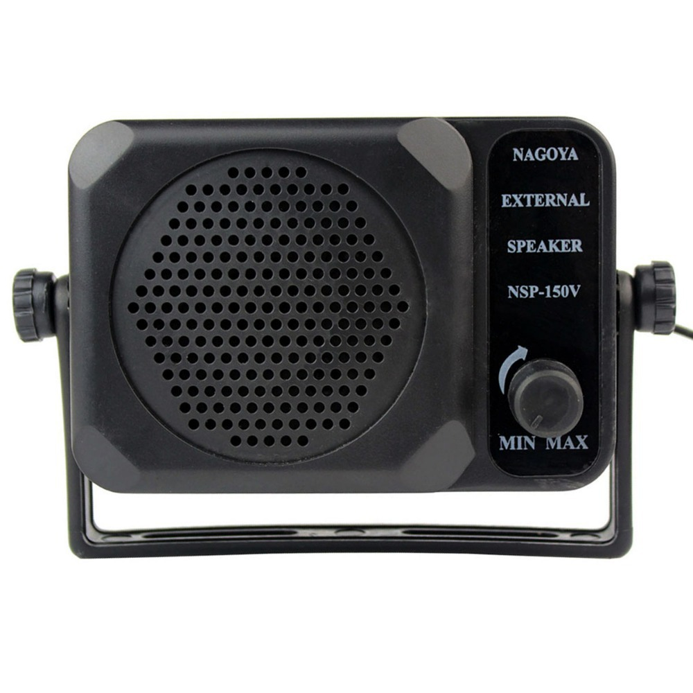 For Yaesu Kenwood Icom FT-7800R FT-8900R TM261 Car Mobile Radio External Speaker
