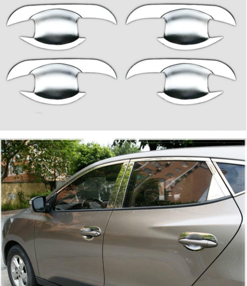 2009~2013 Chrome side mirror garnish  Molding For Hyundai Tucson ix //////