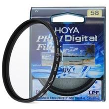 HOYA 58mm PRO1 Digital MC UV Camera Lens Filter As Kenko B+W