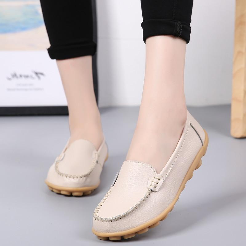 Goede Kopen Plus Size Loafers Vrouwen Schoenen Mocassins