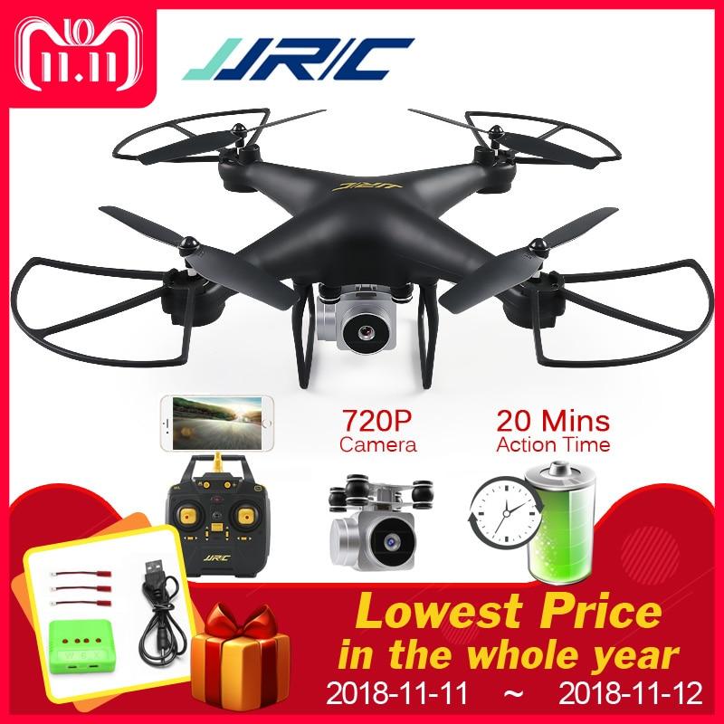 JJRC H68 Drone Profissional Quadcopter Drohnen mit Kamera HD RC Hubschrauber High Halten Headless Modus Eders 20 Minuten Spielen Zeit