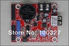 TF-S5U TF-S6 Поставляет СВЕТОДИОДНЫЙ дисплей асинхронный плату управления для одно-и двухместных цвета 2 шт./лот Падения бесплатная доставка
