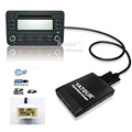 Yatour Digital music changer YT-M06 For Honda Goldwing GL1800 Car USB MP3  SD AUX adapter Digital CD Changer interface