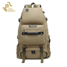 купить Large Capacity Waterproof Tactical Backpack Military Camping Bag Military Hiking Army Bag Outdoor Bags Hiking Backpack Travel по цене 1717.51 рублей