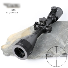 BSA OPTICS 6-24x50 Tactical Riflescope Red Green Illuminated Rifle Scope Sniper Optic Sight Hunting Scopes carl zeiss 6 24x50 tactical optical riflescope long eye relief rifle scope airsoft sniper rifle optics hunting scope