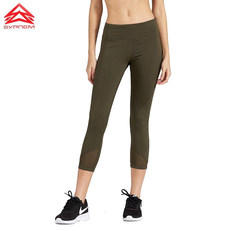 Syprem Yoga pantalones deportivos Nuevo Running Gym pantalones mujer - Ropa deportiva y accesorios