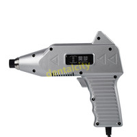 Portable Chiropractic Adjustable Tool Spine Back Activator Instrument 1500N Chiropractic 16 gears Health Care Massage gun