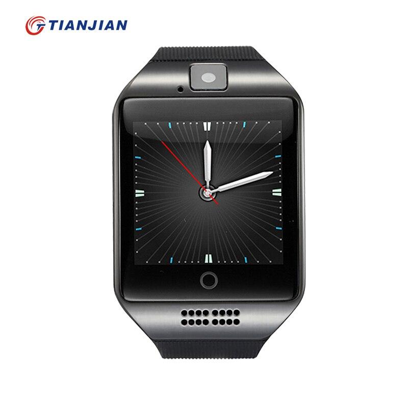 Q18 smartwatch bluetooth nfc smart watch impermeable pasómetro recordatorio de l
