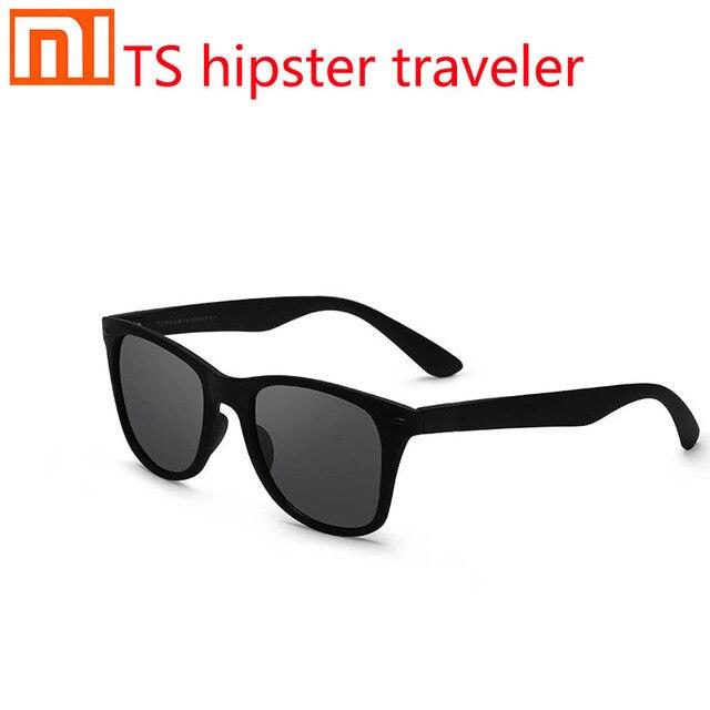 2019 Xiaomi Mijia TS Fashion Traveler Man Sunglasses STR004 0120 TAC Polarized UV Protection Lenses for Men / Women / Glasses
