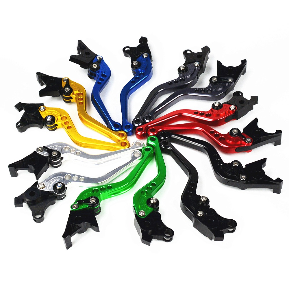 Brake Clutch Levers CNC for Honda CBR250R CBR300R CB300F CBR500R CB500F Motorcycle Adjustable Lever with Adjuster