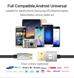 Image 5 - Micro USB Cable 5V 2A Nylon Braided High speed Fast USB Charger Cable for Samsung Xiaomi Huawei Android Phone Cable