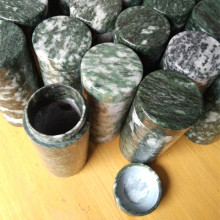 купить Natural jade jade cup insulation Cup Lushan Mountain health care Yubei дешево