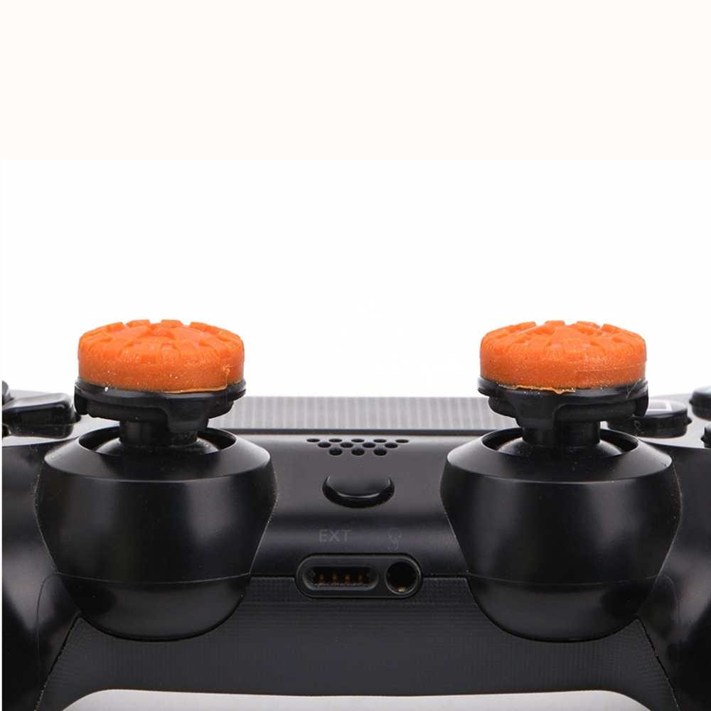 25sets/lot FPS Analog Extenders thumbstick Grips for Playstation 4 PS4 PS3 Controller