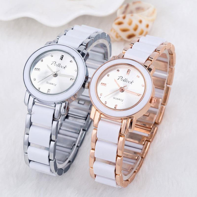 New Fashion Women Watch Simple Quartz Alloy Couple Women Watches Relogio Feminino Eelegant Watch Women Wrist Ladies Watch