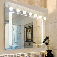 led wall light Mirror light Cabinet light Bathroom Dresser Makeup Lights Waterproof Anti fog Modern Simple Wall lamp wl421952