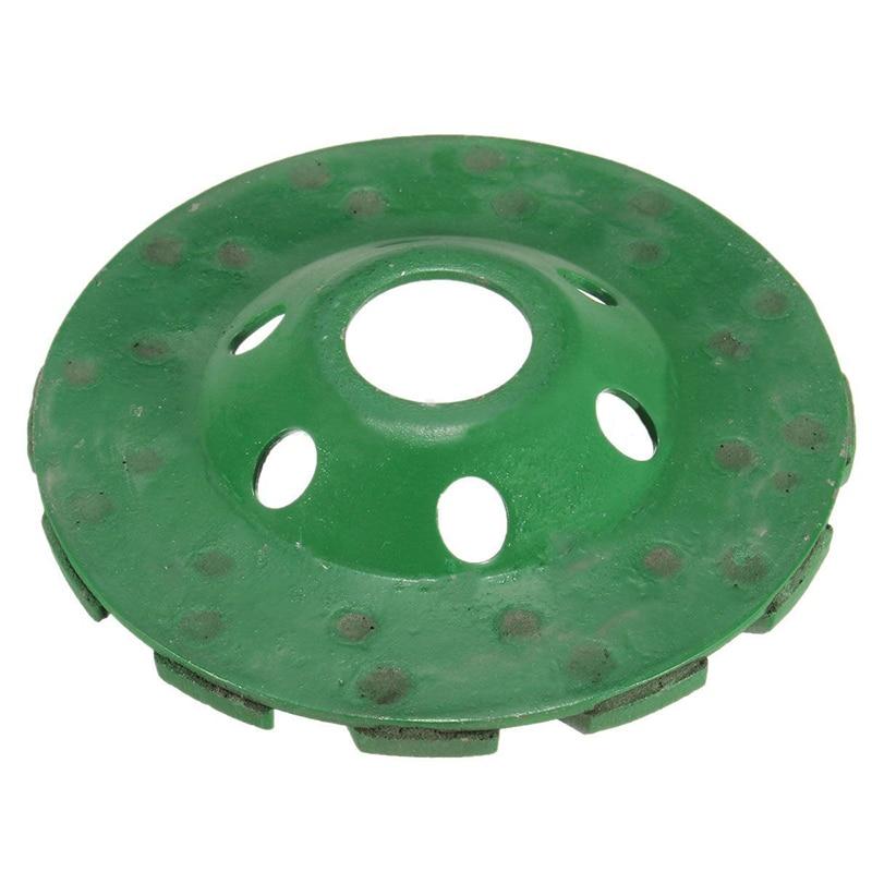 100 mm deimantinio šlifavimo disko dubenėlio formos šlifavimo - Elektriniai įrankiai - Nuotrauka 5