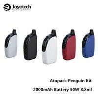 Joyetech Atopack Penguin Starter Kit Electronic Cigarette 2000mAh Built In Battery 50W 8 8ml Vaporizer Vaper