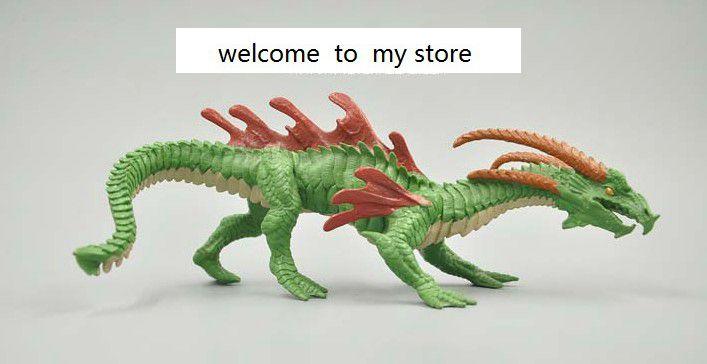 PVC figure Doll model toy Myths and legends Mythical Magic Animal Model Dragon banksy myths lt legends