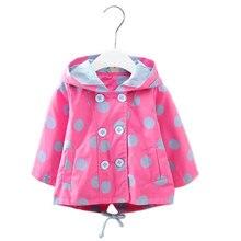 Плащ для девочек, плащ для маленьких девочек, детская верхняя одежда с длинными рукавами, детские куртки, модное пальто, спортивная одежда