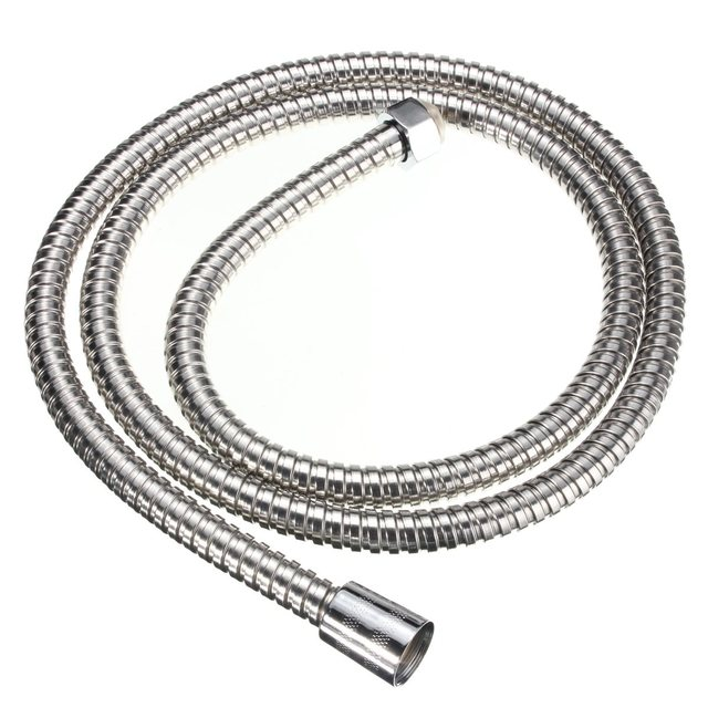 Aliexpress.com : Buy 1.5m Plumbing Hoses Stainless Steel Bathroom ...