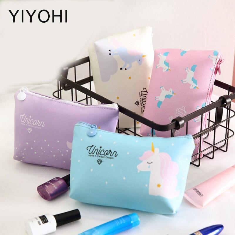 Candy Color U Make Up Bags Women Travel Cosmetic Bag Makeup Case Zipper Handbag Organizer Storage Pouch Toiletry Wash Bag цена